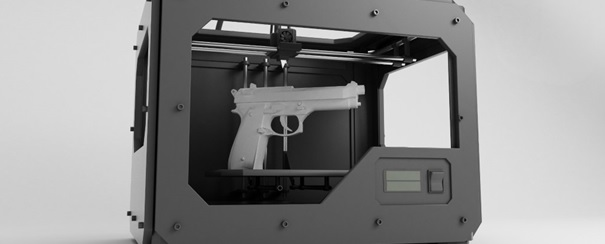 3D Printed Guns Were Permitted by American Law