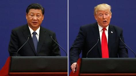 "Trump Calls Chinese Economy ""Very Spoiled"""