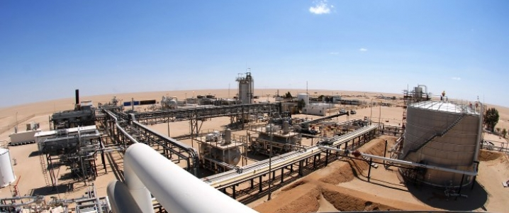 Libya Oil field causes conflict between two parties