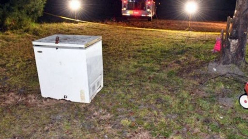 Three kids die after being trapped in a Freezer