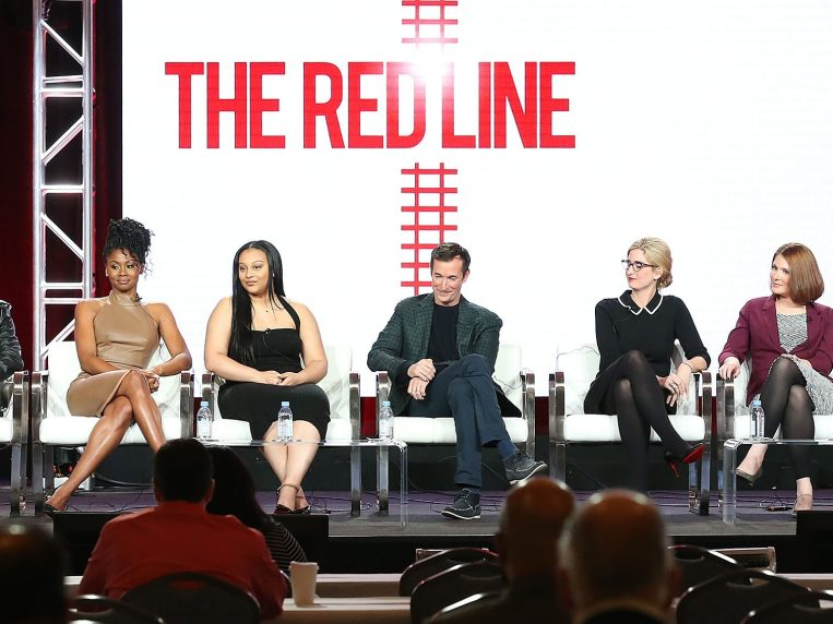 "Noah Wyle is going to be a central part of the Chicago-based Police Shooting drama ""The Red Line"""