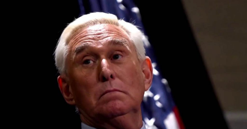 'Voluminous & Complex' evidence has been recovered from Roger Stone by Mueller's team