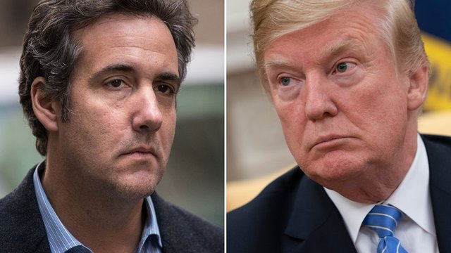GOP Congress members are silent on the latest Trump-Cohen news