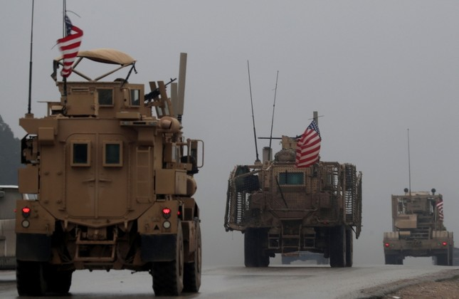 U.S. Military has started leaving Syria
