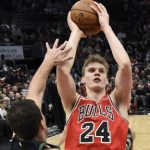 Lauri Markkanen is playing incomparable game for Bulls