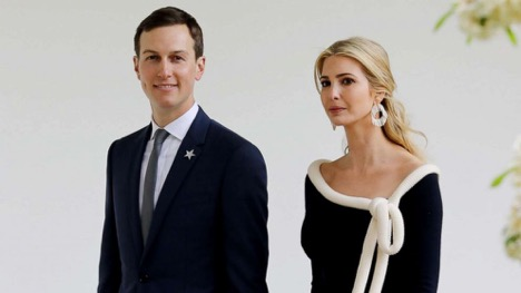 Top-security clearance was demanded by Trump for his senior advisor Kushner
