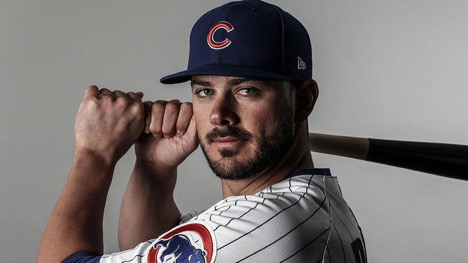 Good news for the Chicago Cubs