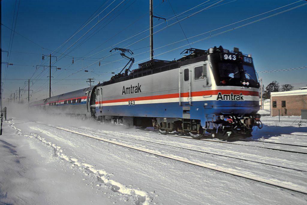 Amtrak signal problems caused during server upgradation