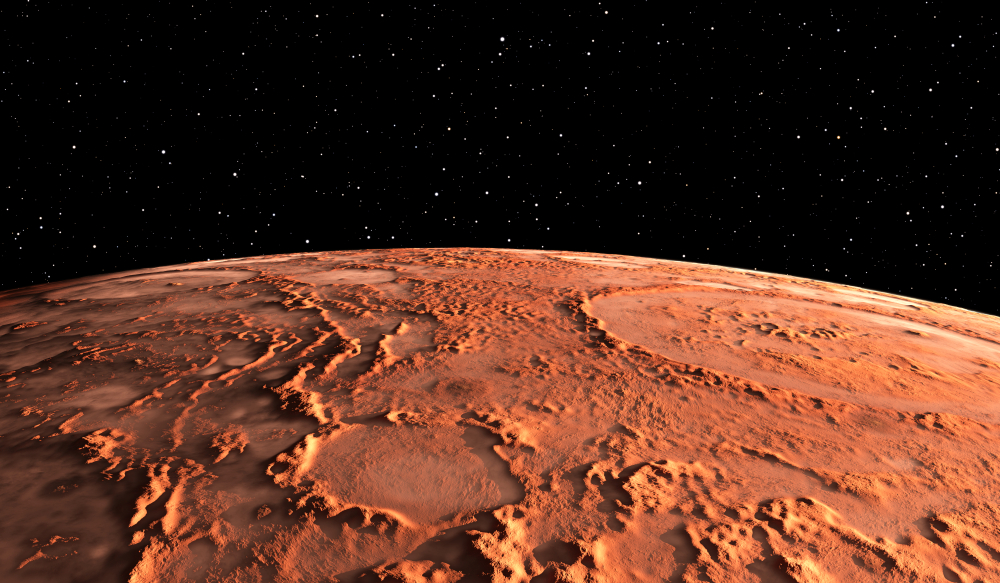Chicago Scientists find rivers railed on Mars