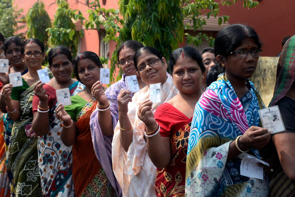 Voting Starts in India for the World's Largest Elections