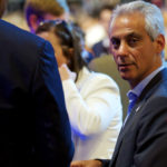 Rahm Emanuel Says He Left Chicago as a Better Place