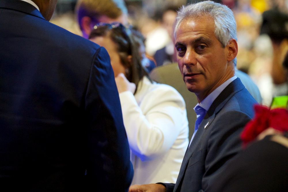 The Chicago mayor is seeking from Empire actor