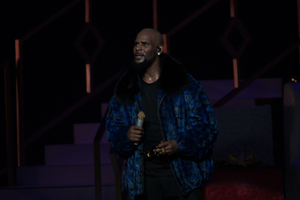 An accuser says, R. Kelly wrote a song about her assault by him