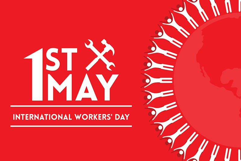 May Day captures the hearts of workers