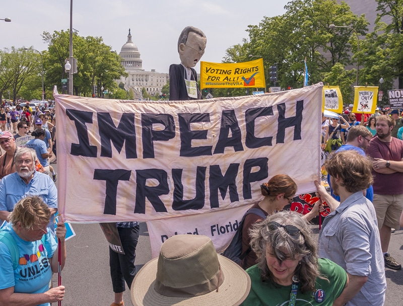 Time to impeach Donald Trump?
