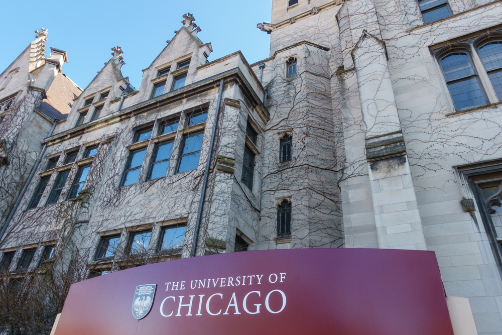 University of Chicago will make history