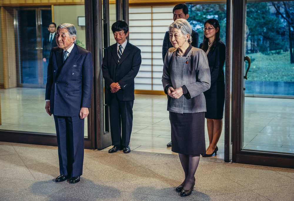 Japanese historical resignation revealed by Emperor Akihito