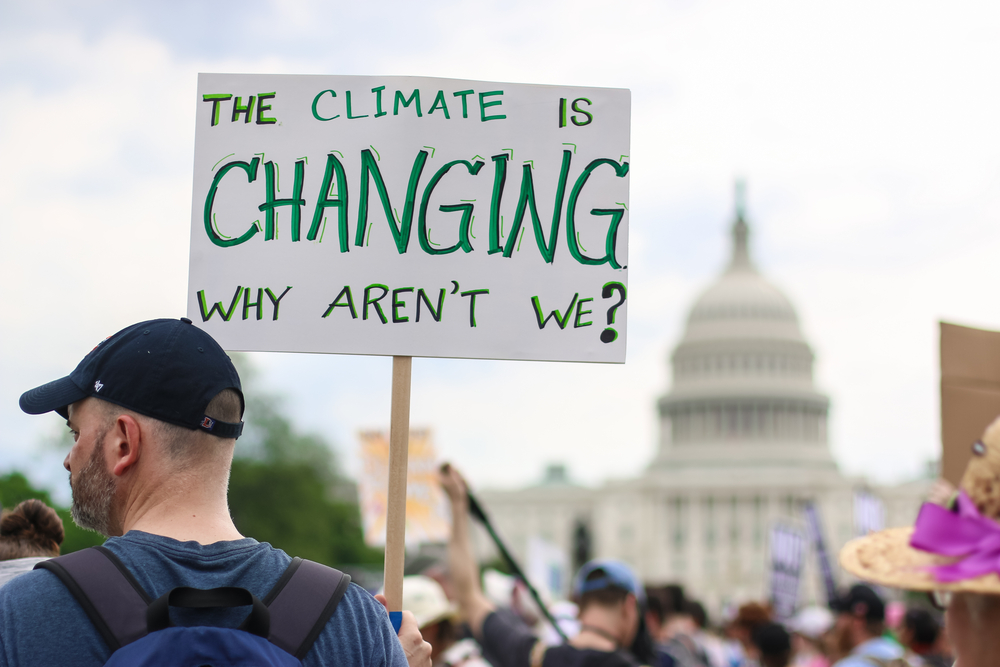 Major Global Survey find Americans in climate change denial