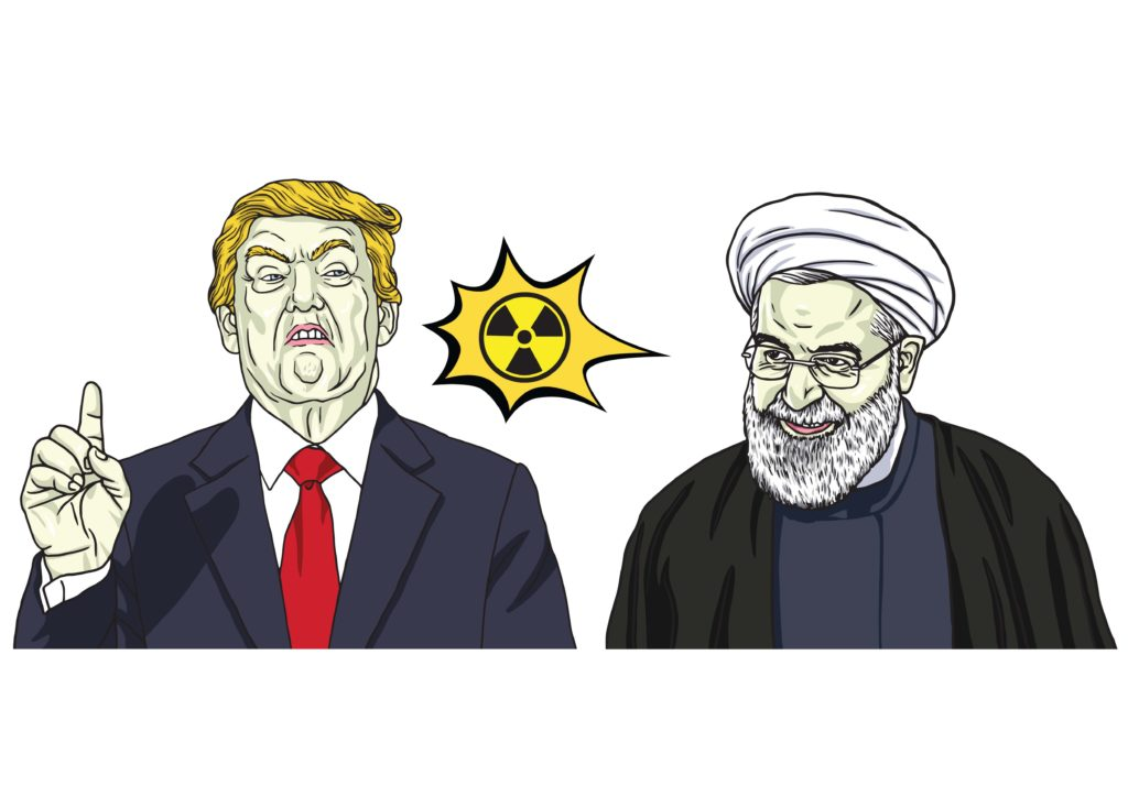 Tensions rise in US-Iran relations as US takes hardcore actions