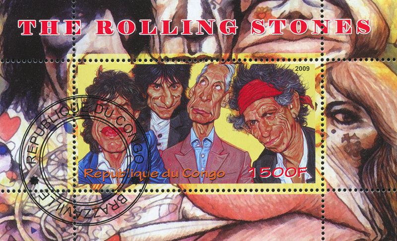 Mick Jagger praises Lightfoot in the Rolling Stones show