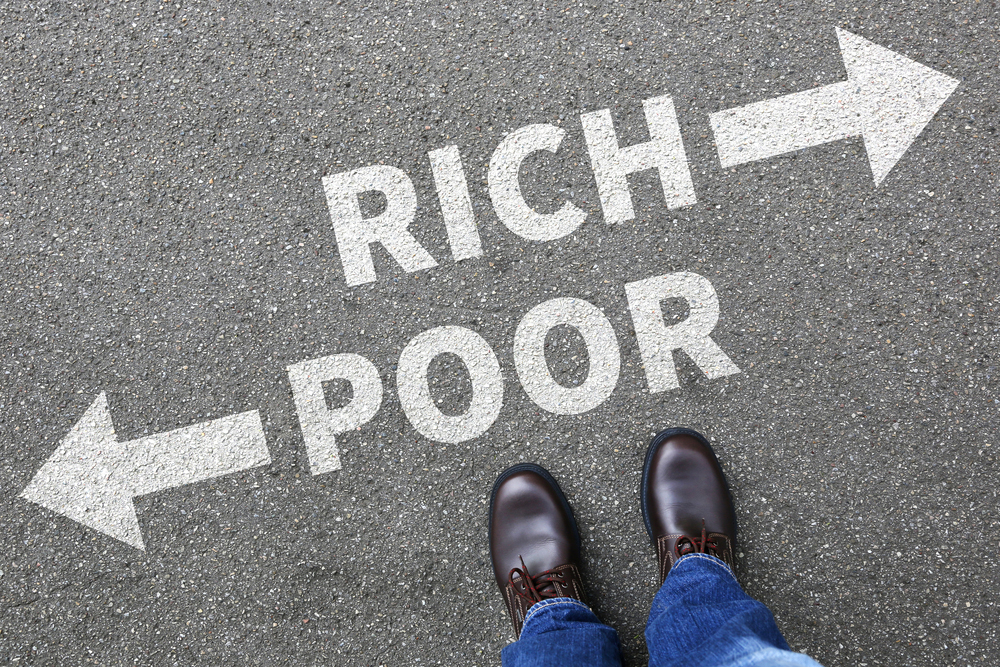 The rich lives 30 years longer than the poor in Chicago