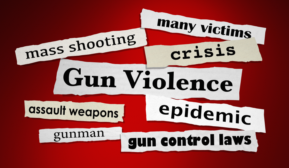 Gun violence across Chicago over the weekend