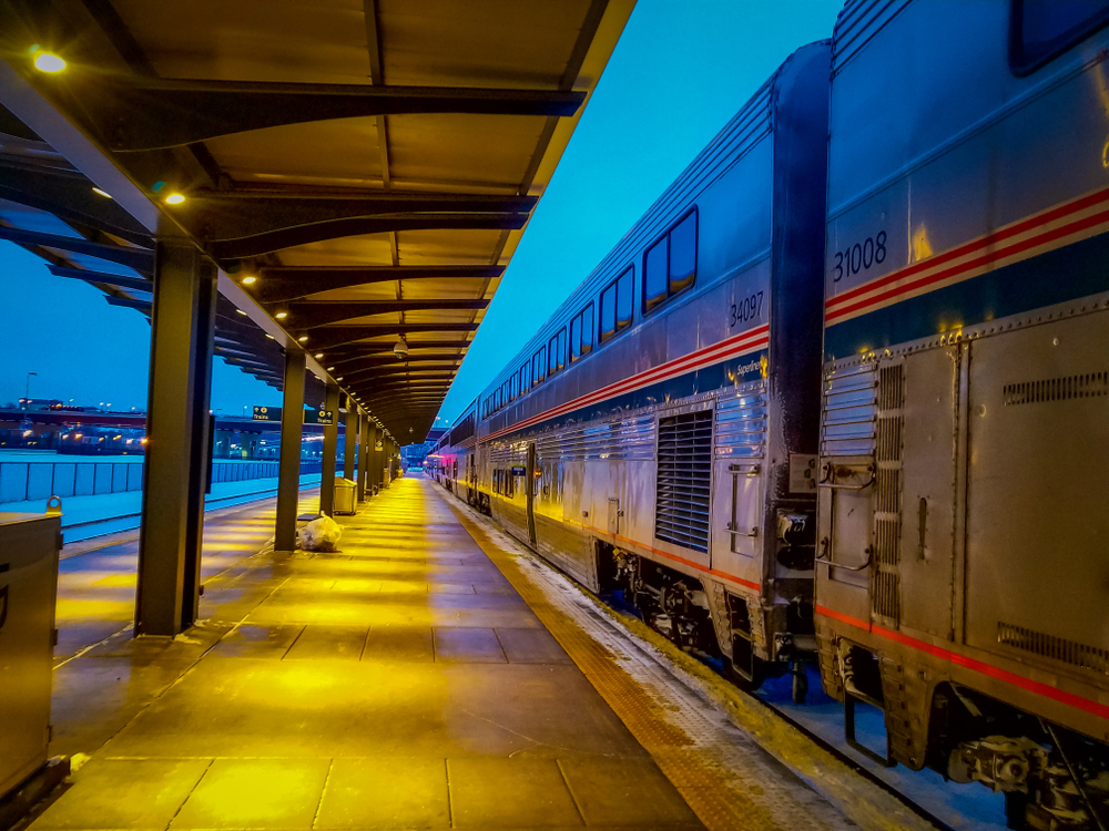 Amtrak restores route from Chicago to New Orleans