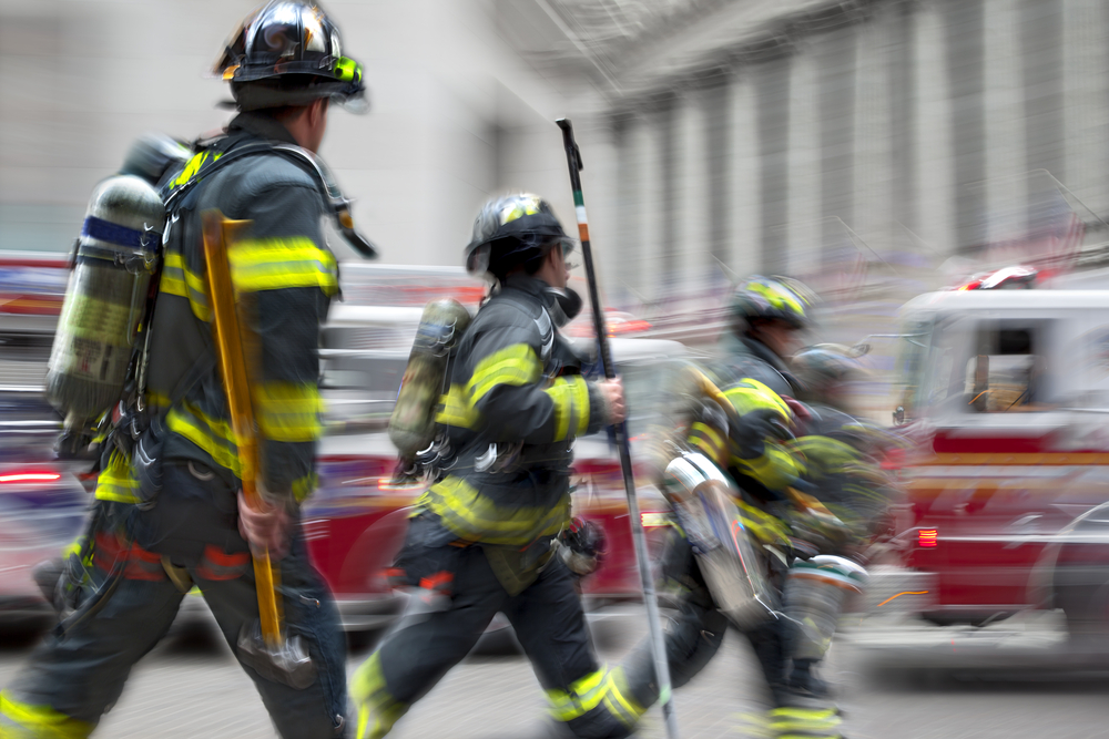 Old Gately's Peoples Store in Roseland gets Destroyed by Extra-alarm Fire