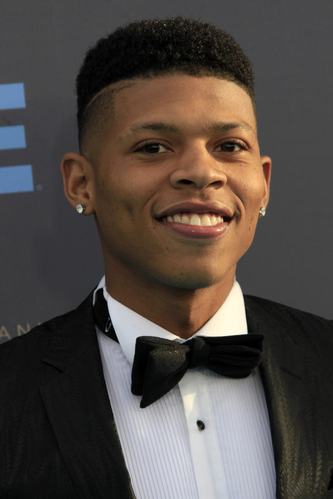 Actor Bryshere Gray of 'Empire' arrested after a stop by traffic police at Logan Square