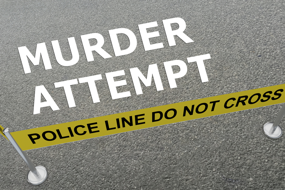 Attempted Murder Charges on a man