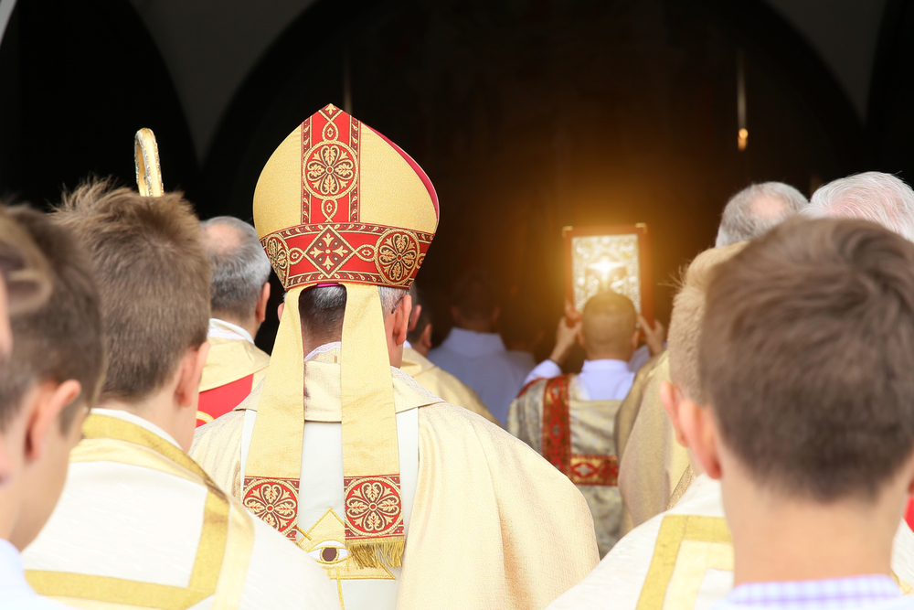 Bishop bars Catholic Democrats from receiving Communion