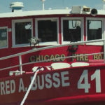 A Historic Chicago fireboat restored