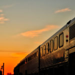 Hot temperature slows down the Metra trains in Chicago