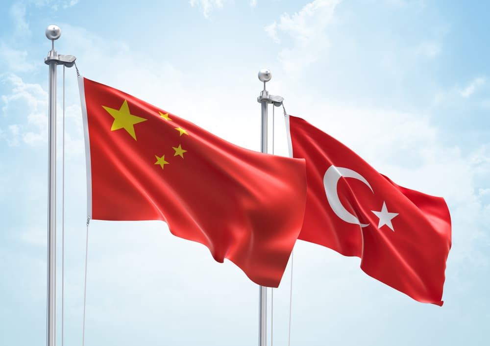 China: Turkey President offered support to Xinjiang issue
