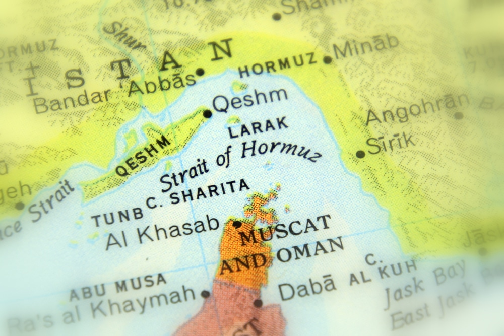 UK summons meeting with US and France to talk Hormuz plan