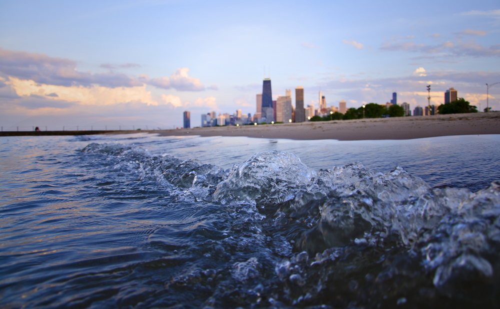 National Weather Service issues beach hazard alert in Chicago