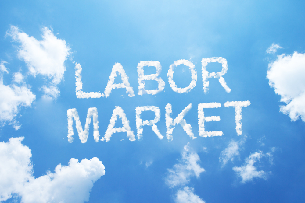 The US labour market flourished in June