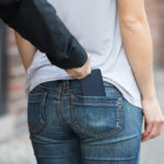 A cellphone robber sexually assaults a woman