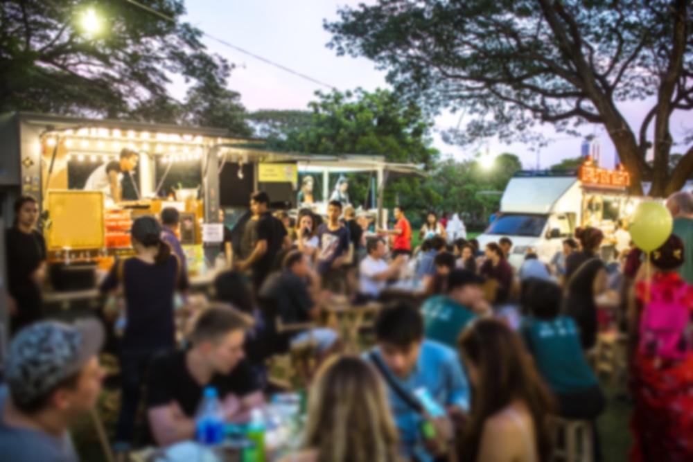 Taste of Chicago 2019, a food festival, kicks off