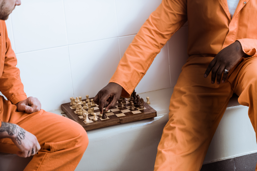 Prisoners of Cook County jail participate in international chess tournament
