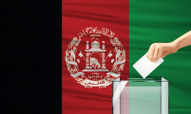Voting for Presidential Election completed in Afghanistan