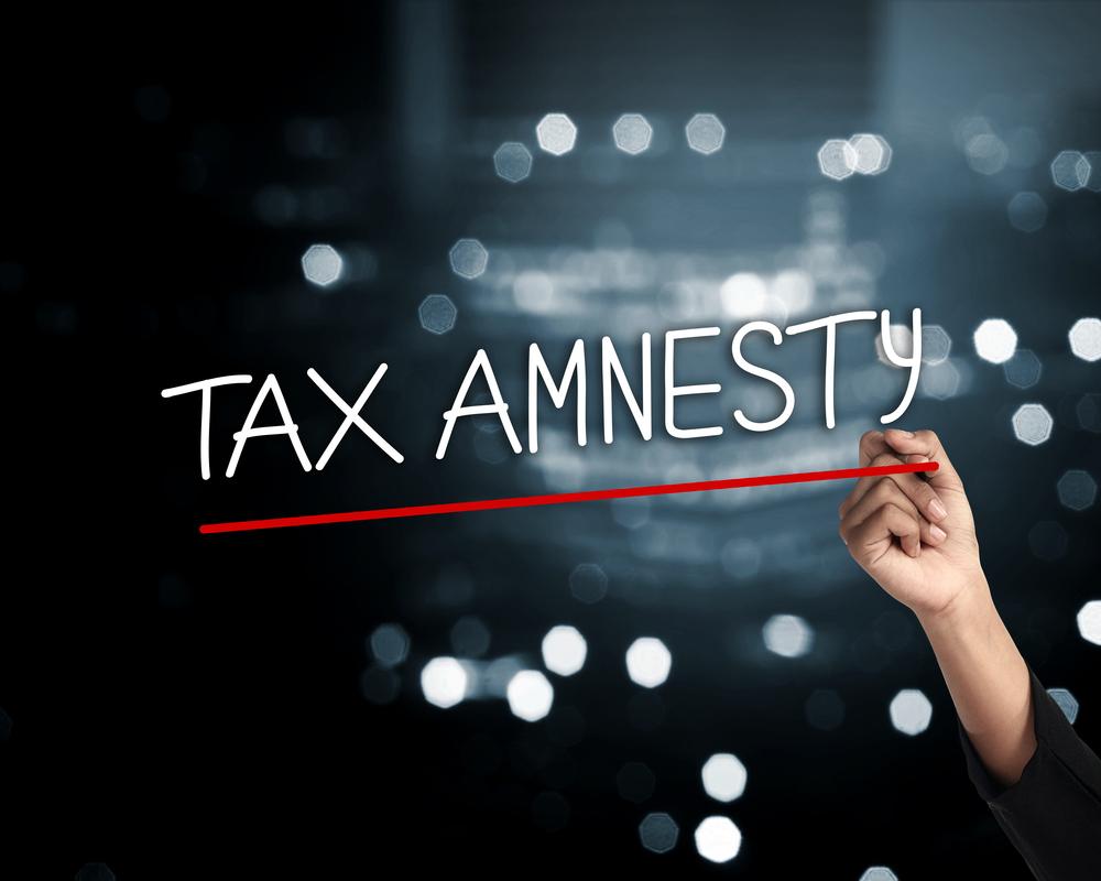 Tax Amnesty Program announced by IDOR