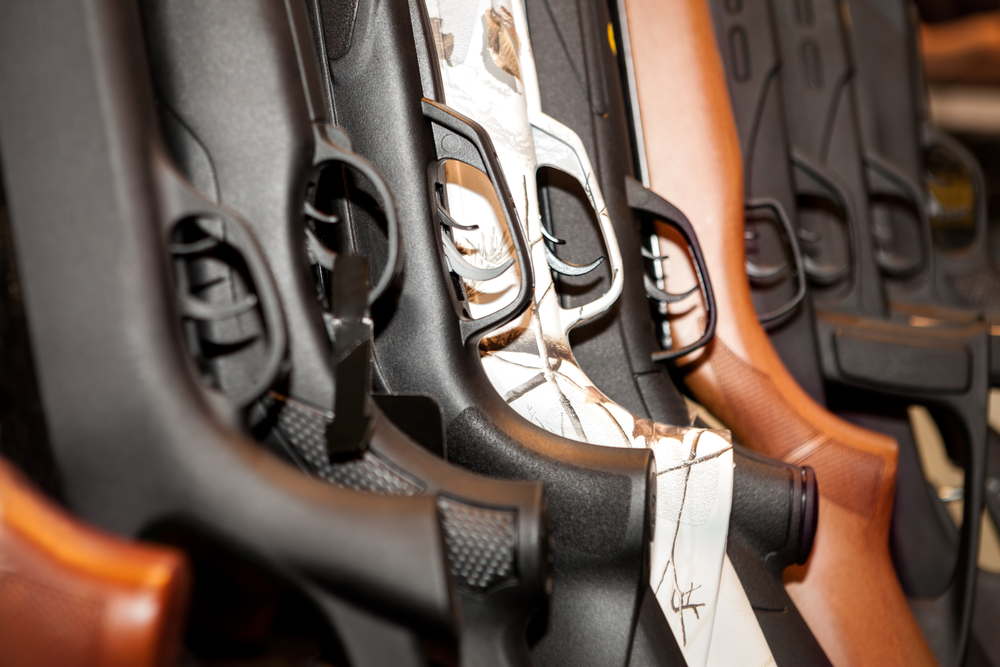 Two men indicted in straw firearms purchase scheme