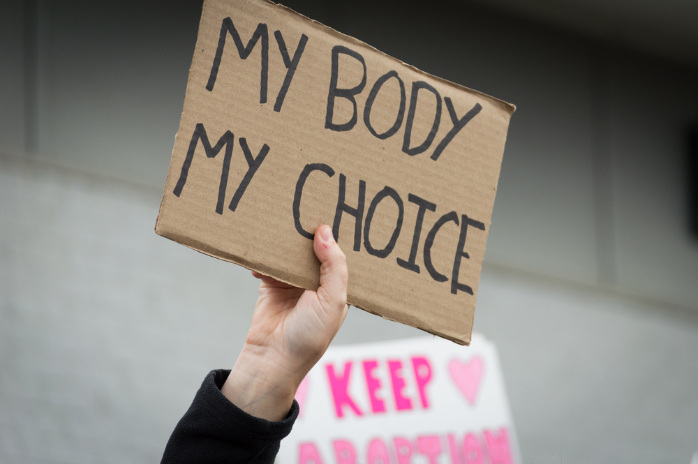 Everyone should have reproductive rights