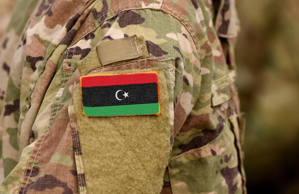 Libyan Army bombs Militia centers in Tripoli, Libya's Capital