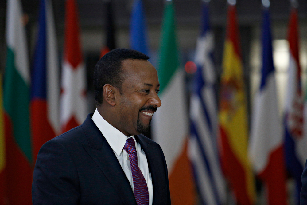 Ethiopian Prime Minister gets Peace Nobel Prize