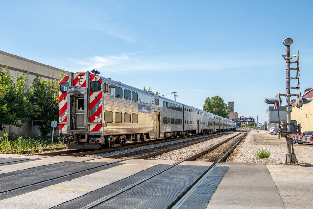 The Naperville Metra Station improvements scheduled to begin October 7