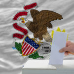 Illinois voters feel that the state is moving forward on a right track: Survey Report