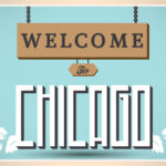 40 Illinois Postcards: Centenary Rarities and Computer Graphics