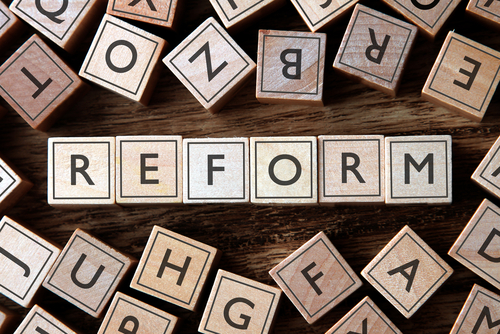 Criminal Justice Reform to be discussed